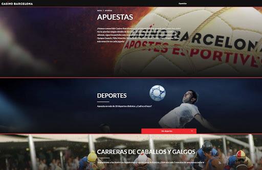 Casino Barcelona Deportes
